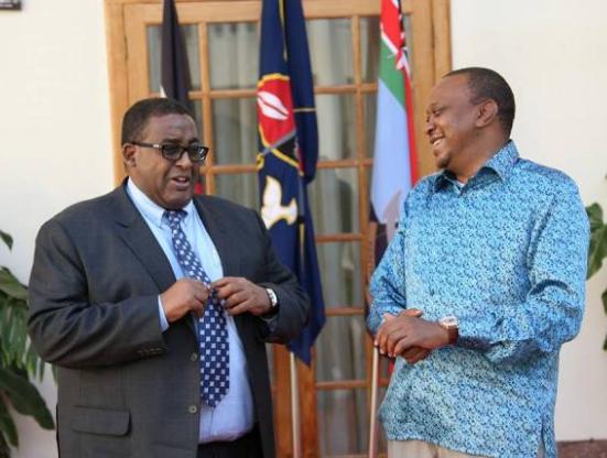 [XOG CUSUB:Warbixinta Ethiopia] oo shaacisay nooca heshiis dhexmaray CC iyo Kenya+Wasiirkii hore Ethiopia Seyoum Mesfin..