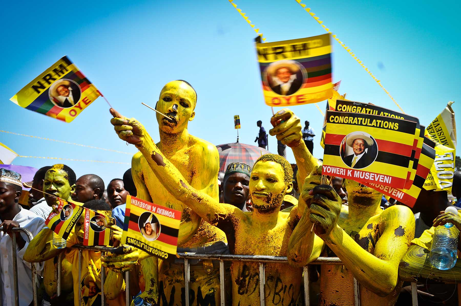 USA Statement On the Results of Uganda's Presidential Elections