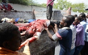 Video Foreign doctors killed in Somalia