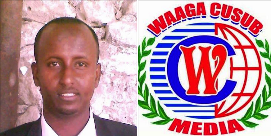 UN Director-General condemns killing of Waagacusub Editor-in-Chief