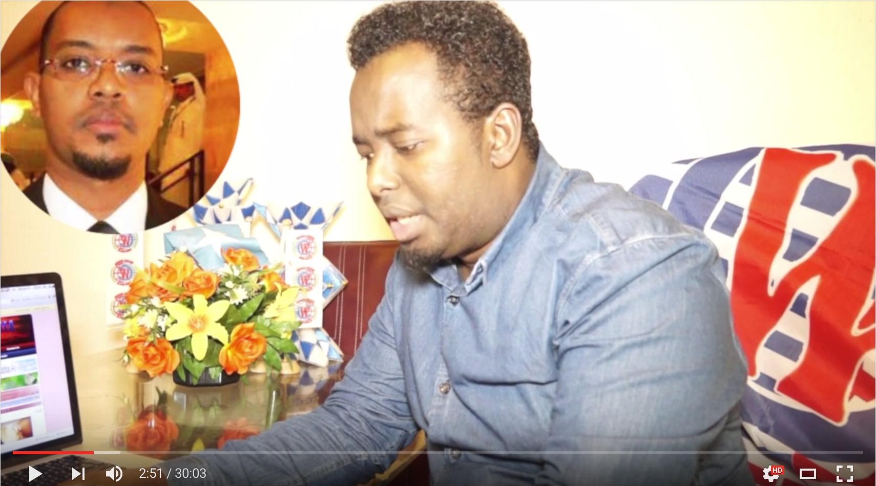 [Daawo full Video-Akhriso Sir Culus] oo Dahir Alasow baahiyay