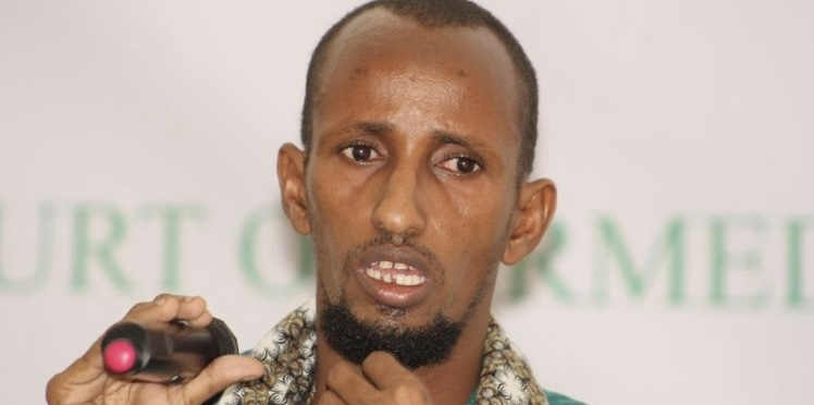 ISIS Suspect Arraigned In Mogadishu Court