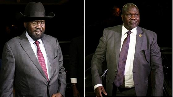 South Sudan: Kiir, Machar to meet in Khartoum next week after failed Addis talks