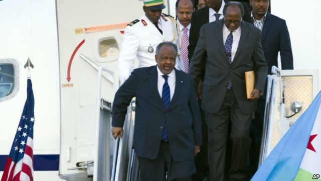 Breaking News- Djibouti President narrowly escapes assassination