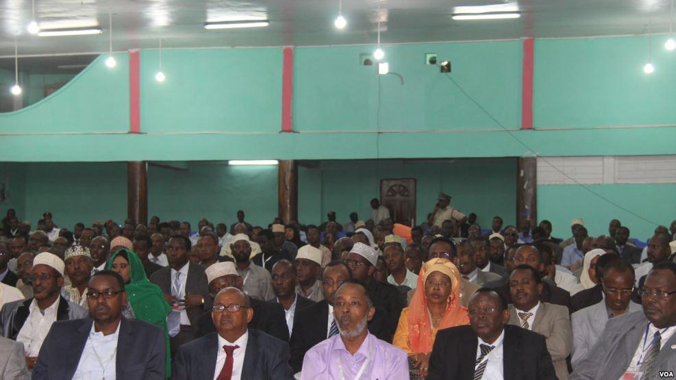 [Dhageyso] rajadda Garguurte iyo musuqmaasuqa doorashadda Somalia ?