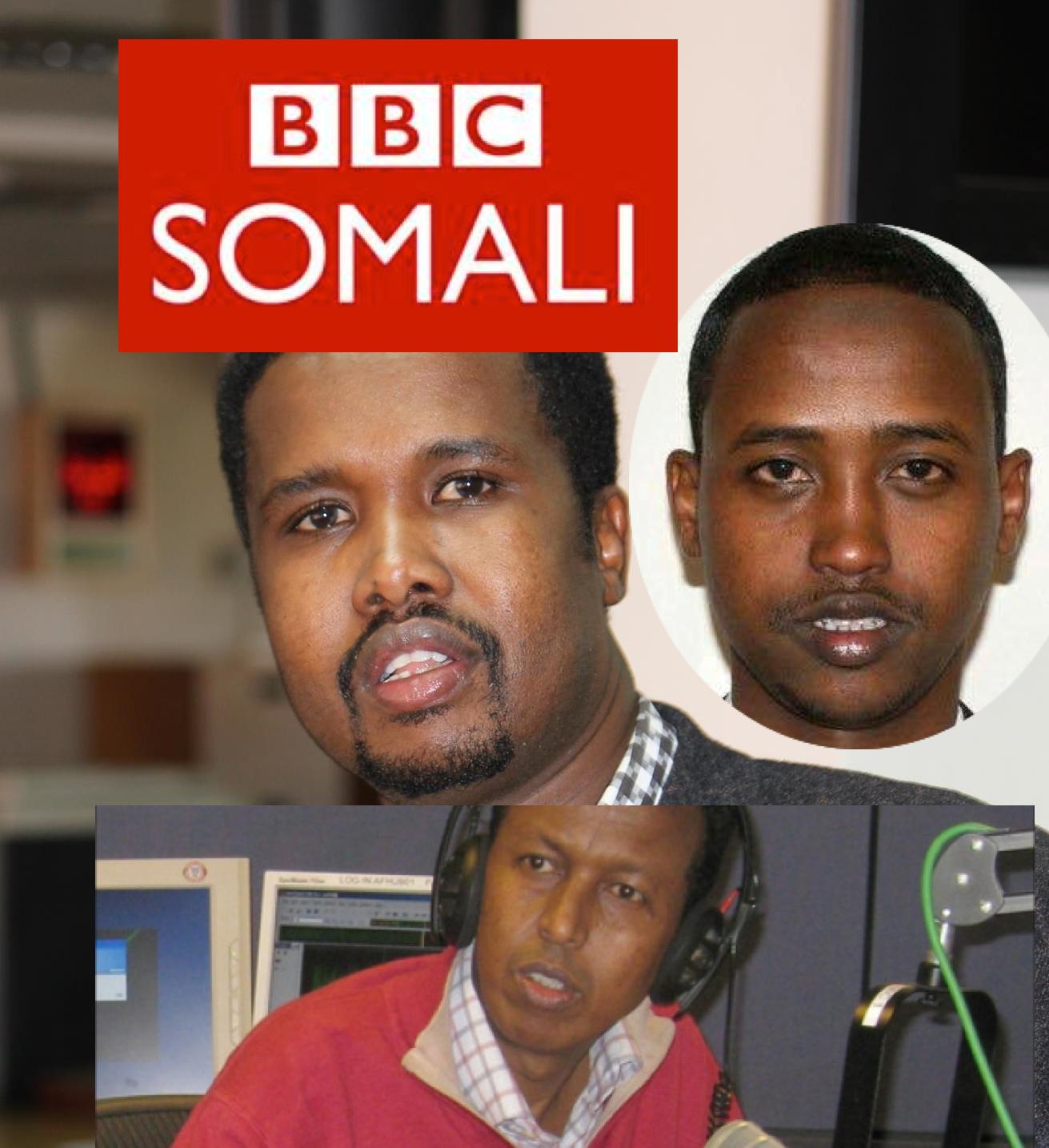 [Topnews:-] Wariyeyaasha BBC Somali Xarunta Nairobi oo Mareexaan iyo Ogaadeen u xintamaya ?