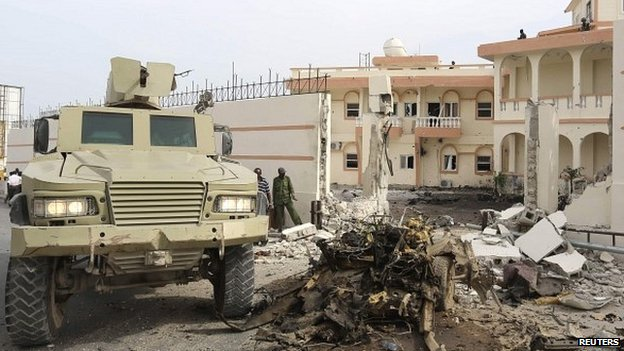Somalia: Who is the Suicide Bomber attacked SYL Hotel Mogadishu ?