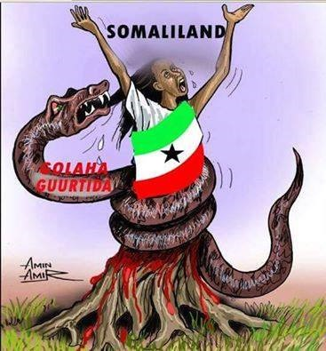 Somaliland:It is impossible to keep this nation under a direct tunnel with no access to the poem of light