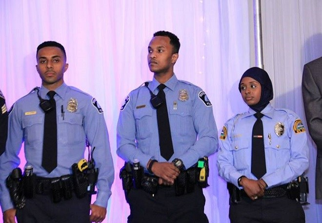 Somali-American teens describe encounter with park police