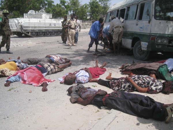 [Dhageyso] Ciidanka Amisom oo xasuuqyadii ugu xumaay ku laayay shacab Somalia ?