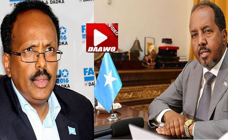 [DHAGEYSO:]Madaxweyne Farmaajo oo si rasmi ah ula Wareegay Villa Somalia?