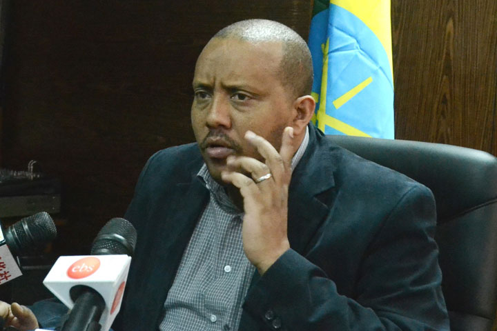 Ethiopia officials corrupting  Somali MPs