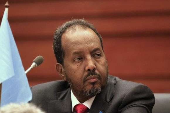 Western Governments pressure Somali President to resign