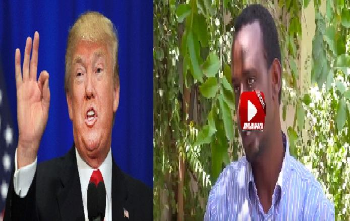 [DAAWO:] Nin kamid ah Somalidii laga celiyay Maraykanka oo la hadlay VOA[+Cidda ka dambeysay in la Celiyo?]