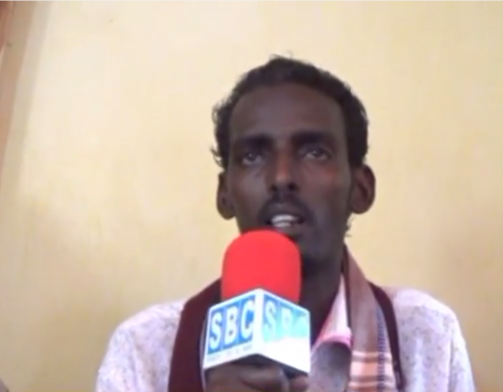 Video Families of slain Somali-American politician send strong message to Dahabshiil