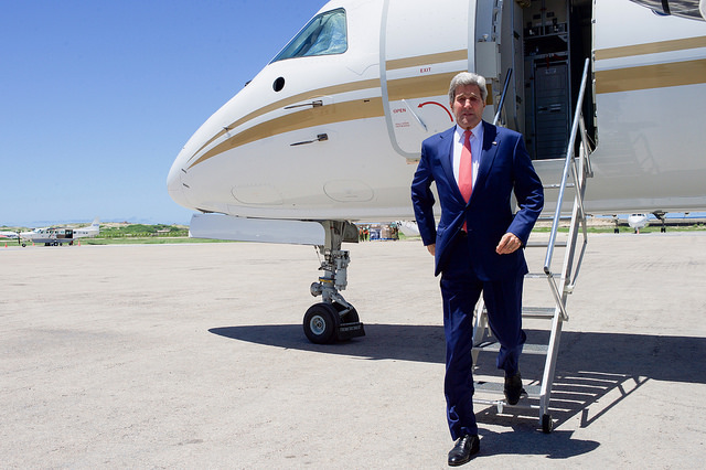 Commentary on the Visit of US Secretary of State John Kerry to Somalia