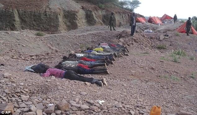 [Topnews:-] Fashilka Farmaajo? Al-Shabaab oo faafiyay Magacyadda dadkeey dileen intii Farmaajo Madaxweyne ka noqday Somalia