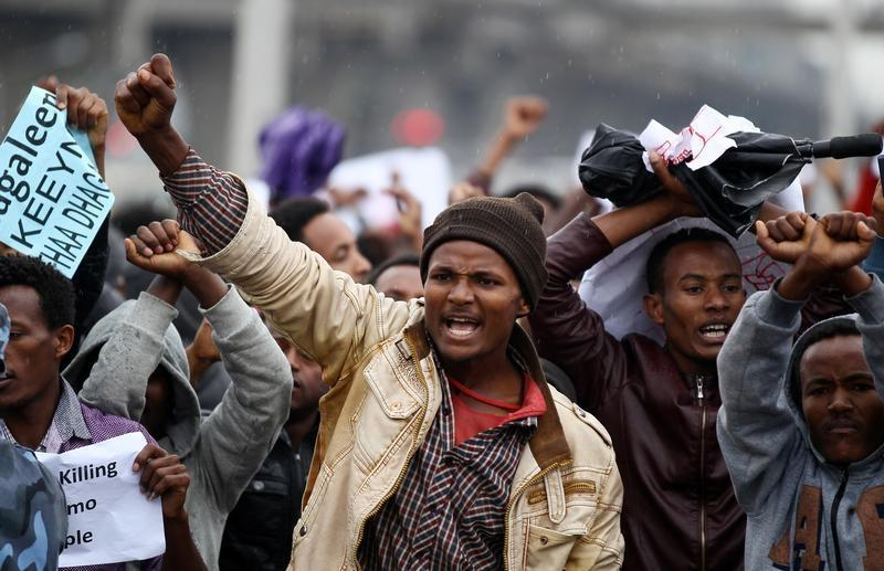 Ethiopia's Bloody Crackdown: The Case for International Justice By Felix Horne