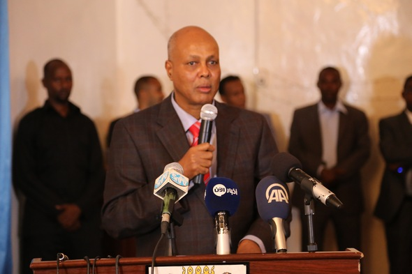 Somali President appoints new Prime Minister to take forward next stage of Executive reforms