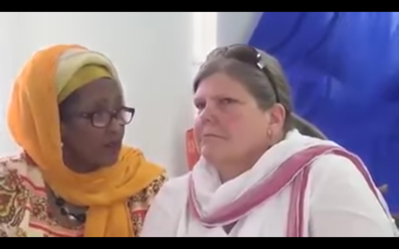 [Daawo] Gudoomiye Jawaari oo si geesinimo iyo gobanimo leh u hadlay