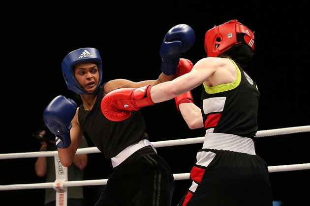 Meet Ramla Ali – The First British Female Muslim Boxing Champion