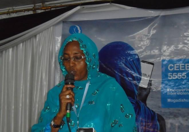 Somali rumor-monger lady criticized