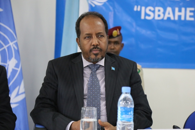 SOMALIA PRESIDENCY Vacancy Announcement of Prime minister