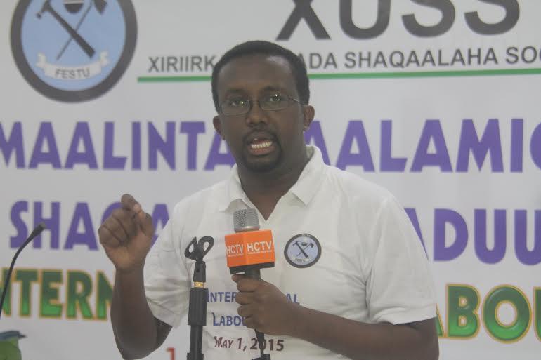 Somalia celebrates Workers' Day