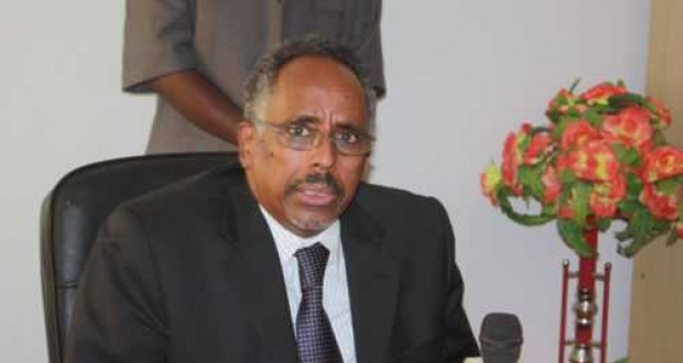 Somalia:Minister of Finance presents Budget to Parliament