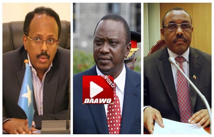 [DHAGEYSO:]Dowladda Cusub ee Somalia iyo Saamaynta Waddamada Deriska?