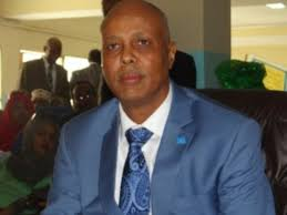 Prime Minister Abdiweli Sheikh Ahmed offers condolences to UN officials and their families‏