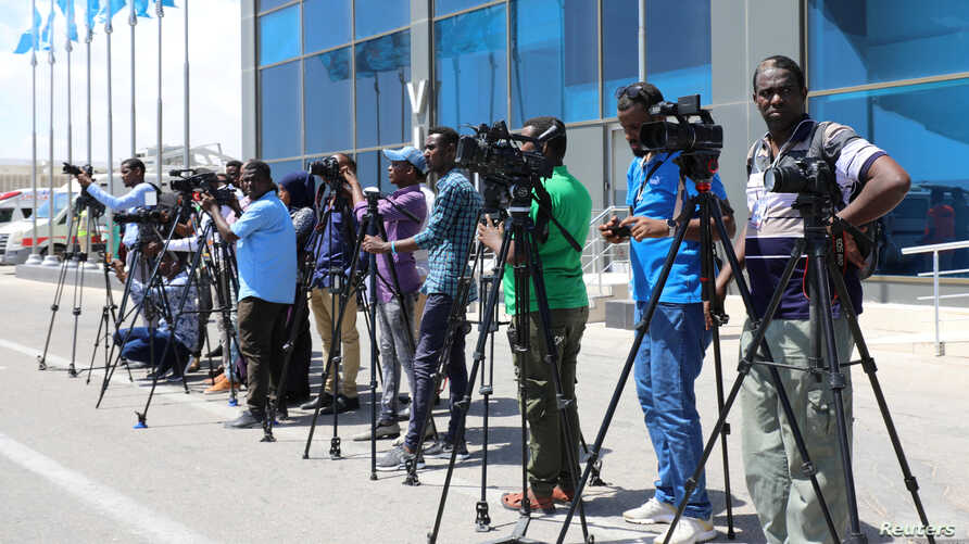 Somali Journalists Launch 'Disinformation Lab' to Combat Spread of Fake News.