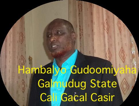 Somalia:Galmudug parliament elect new speaker
