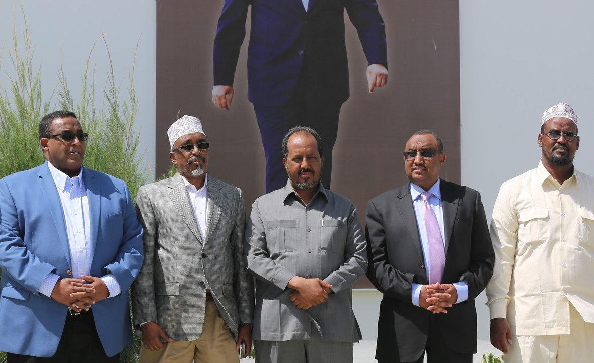 Somali President denies sharing to be given Banadir Province