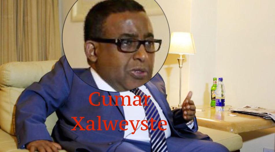 [Dhageyso] Ra'isulwasaare Cumar Xalweyste oo lacagtii Emirate-ka waayey kadibna muujiyay quus iyo niyad jabkiisa