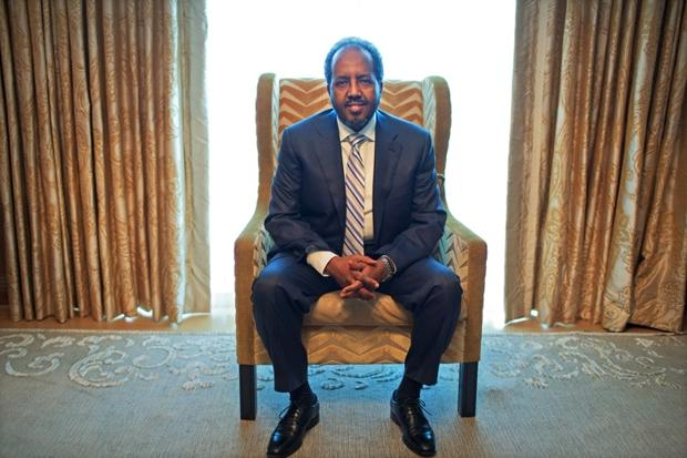 Somali president's aides 'sent arms to militants'