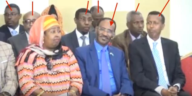Topnews:- Akhri Liiska isku shaandheeynta Wasiiradda cusub iyo kuwa xilalka waayey qabiiladooda ?