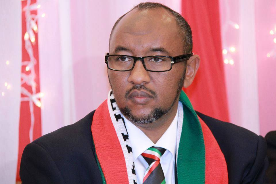 Intelligence worried about Somaliland former Minister downward slide