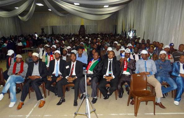 OCSA Calls on International Community to Help Ogaden Self-Determination