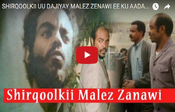 [DHAGEYSO:]Qorshahii Meles Zenawi u Dejiyay in Ethiopia ku Qabsato Somalia.?