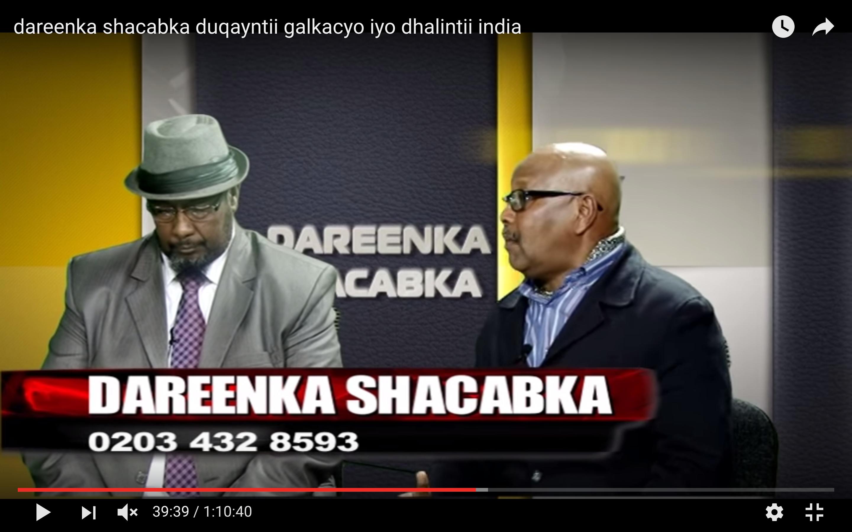 [Daawo] Horncable Tv oo dood ka qabtay duqeyntii Galkacyo iyo Dhalinyaradda ku xiran India ?