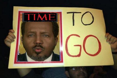 "Somali President ""I have failed the leadership of the intended Central State formation"""