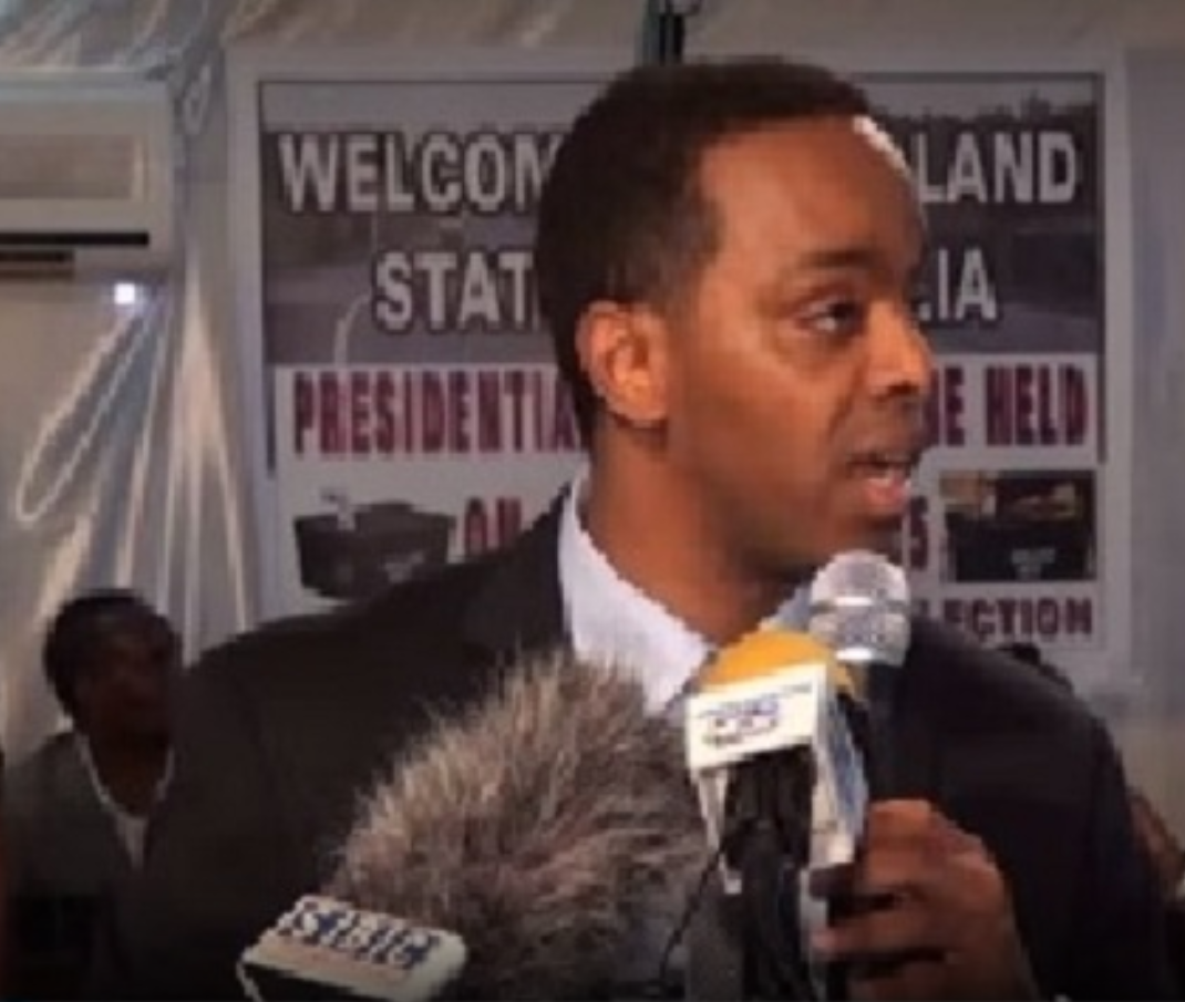 Somalia's Minister rejects an order from the Attorney General to shut down 35 Websites