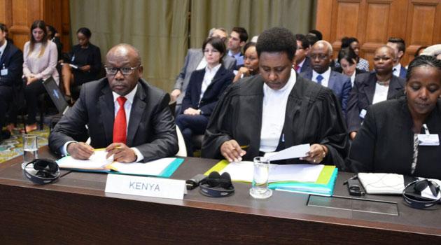 [Daawo] Warbaahinta Kenya oo si yaab leh uga warantay guuldaradii dacwadda badda ka raacday ICJ