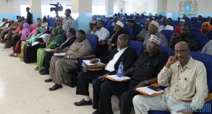 SOMALI PARLIAMENT TO DEBATE ON NO CONFIDENCE MOTION