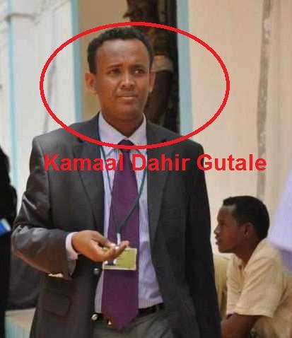 Villa Somalia President Blackmailed Yussur Abrar