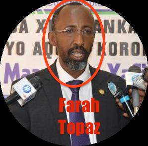 """UN Monitoring""""The Relation between Al-Shabaab- Minister Farah-ONLF & Eretrea - Reports"""