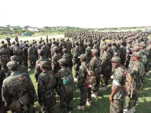 Somalia: AU-West-backed Jubaland Troops complete training amid to wage offensive against Al-Shabab