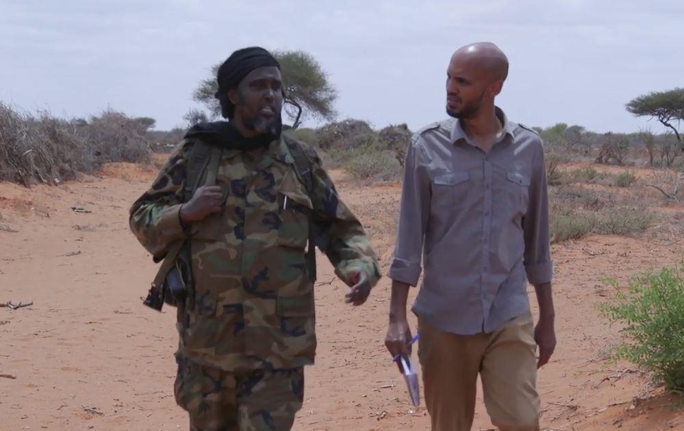 [Daawo:] Wareysigii ugu kululaa oo lala yeeshay Afhayeenka Al-Shabaab & Su'aalo uusan fileyn oo la hordhigay