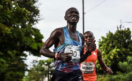 Joseph Kiprono hit by car in ill-fated Colombian half-marathon